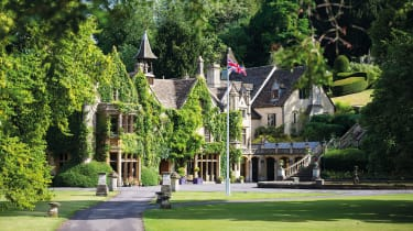 The Manor House in Castle Combe © The Manor Exclusive Hotels/Amy Murrell