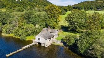 West Lodge Boathouse