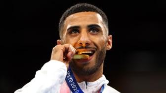 Galal Yafai Team GB boxing