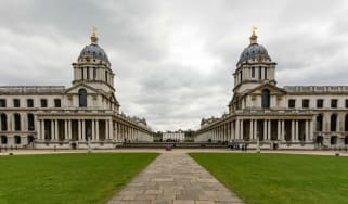 Greenwich Naval College, The Crown, London