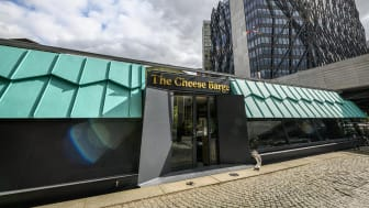 The Cheese Barge