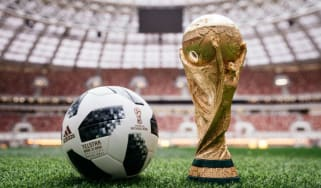 2018 Fifa World Cup trophy Russia 2018 ball