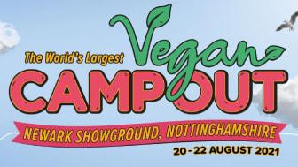 Vegan Camp Out, Nottinghamshire