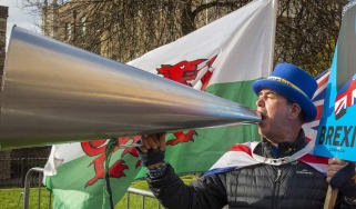 Remain campaigner Steve Bray
