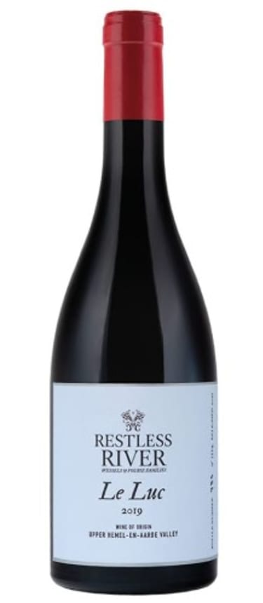 2019 Restless River, Le Luc Pinot Noir, Upper Hemel-en-Aarde Valley, South Africa