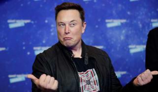 Image of Elon Musk