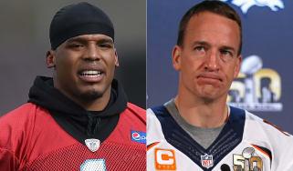 Cam Newton / Peyton Manning