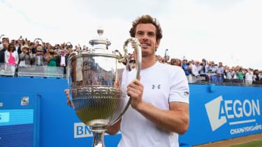 Andy Murray - Queens Trophy
