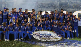 Mumbai Indians won the 2019 Indian Premier League final
