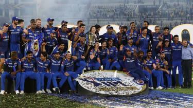 Mumbai Indians won the 2019 Indian Premier League final