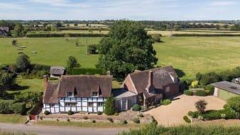 Tudor Cottage, Abbots Morton, Worcester