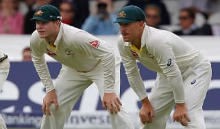 Steve Smith and David Warner are currently serving a ban from international cricket
