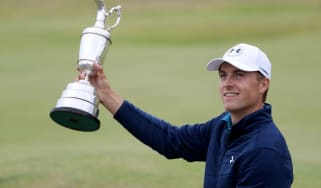 Jordan Spieth The Open