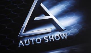 LA Auto Show sign