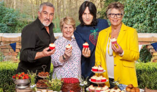 Channel 4's relaunch of the Great British Bake Off