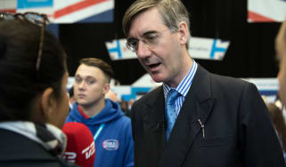 Conservative Jacob Rees-Mog