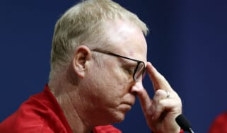 The pressure is on Scotland manager Alex McLeish after the dismal defeat against Kazakhstan