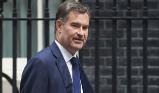 David Gauke, the Work and Pensions Secretary