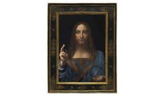 Long-lost Da Vinci artwork smashes auction world record