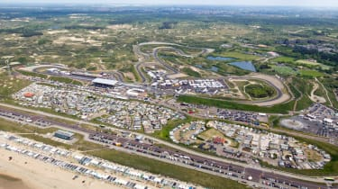 Zandvoort circuit in the Netherlands will host the F1 Dutch Grand Prix on 3 May 2020