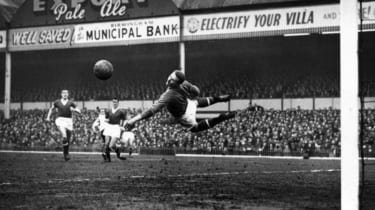 Northern Irish goalkeeper Harry Gregg played 247 times for Manchester United