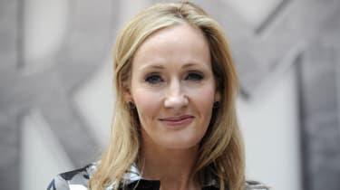 Harry Potter author J.K. Rowling