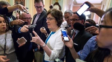 Senator Susan Collins refuses to back new bill to repeal Obamacare