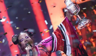 Eurovision winner 2018