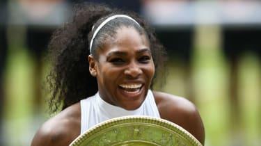 Serena Williams Wimbledon titles tennis world ranking