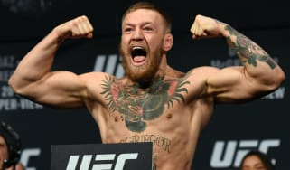 Ireland's Conor McGregor has been a UFC world champion in two divisions