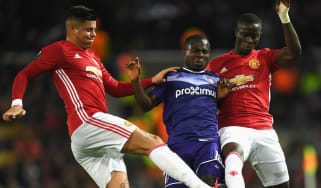 Manchester United defenders Marcos Rojo and Eric Bailly could be on their way out of Old Trafford