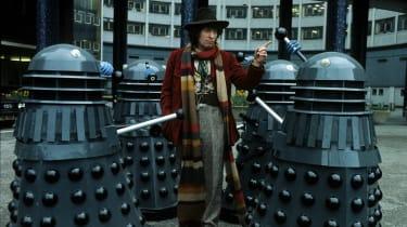 Tom Baker Doctor Who