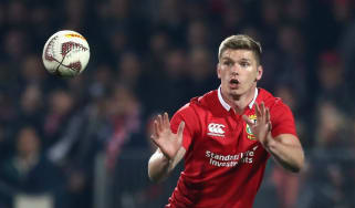 Owen Farrell British and Irish Lions
