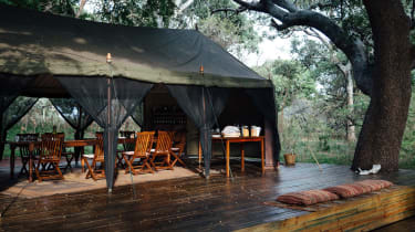Chada Katavi, the Nomad Tanzania Camp in Katavi National Park, Tanzania