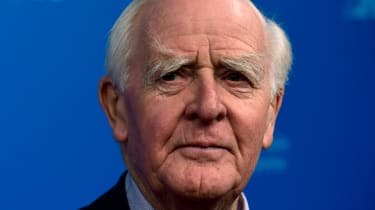 John Le Carre attends a sreeening of Berlinale Special Series The Night Manager