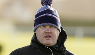 Irish racehorse trainer Gordon Elliott (Alan Crowhurst/Getty Images)
