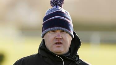 Irish racehorse trainer Gordon Elliott (Alan Crowhurst/Getty Images)