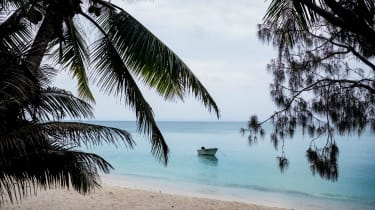 New Caledonia, Beach