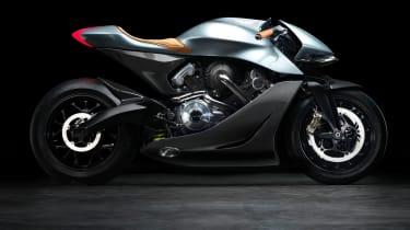 AMB 100 Motorbike