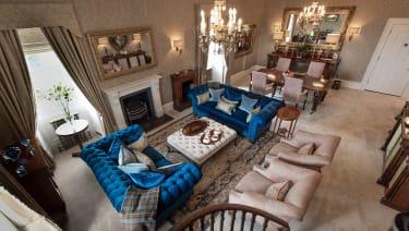 Glenapp Castle Endeavour Suite
