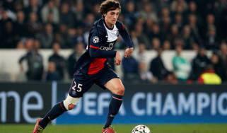 PSG 's Adrien Rabiot