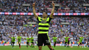Huddersfield Town Championship play-off final Wembley