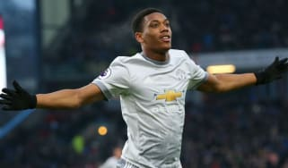Manchester United signed French forward Anthony Martial from Monaco in 2015