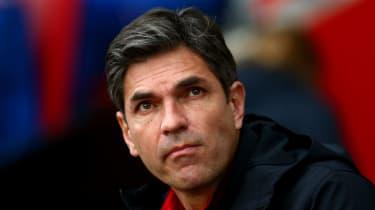 Mauricio Pellegrino sacked Southampton next manager