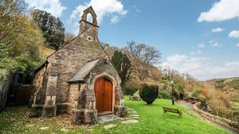 Score Chapel, Ilfracombe, Devon
