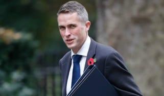 Britain's new Secretary of State for Defence Gavin Williamson.