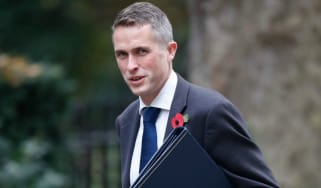 Britain's new Secretary of State for Defence Gavin Williamson.