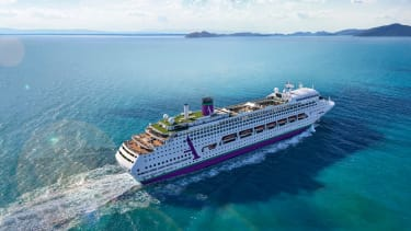 Ambassador Cruise Line's first ship is the Ambience