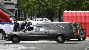 Three people have been killed in a shooting in the Belgian city of Liège