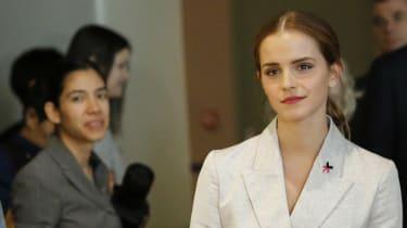 Emma Watson at the UN